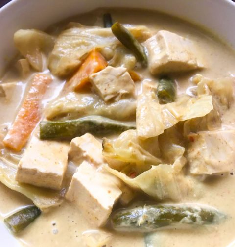 Sayur Lodeh Coconut Vegetable Curry