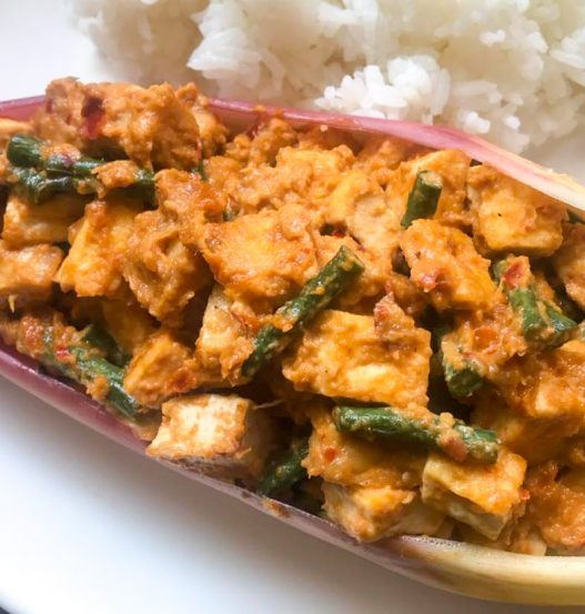 Sambal Goreng Tahu Tempe Tofu Tempeh