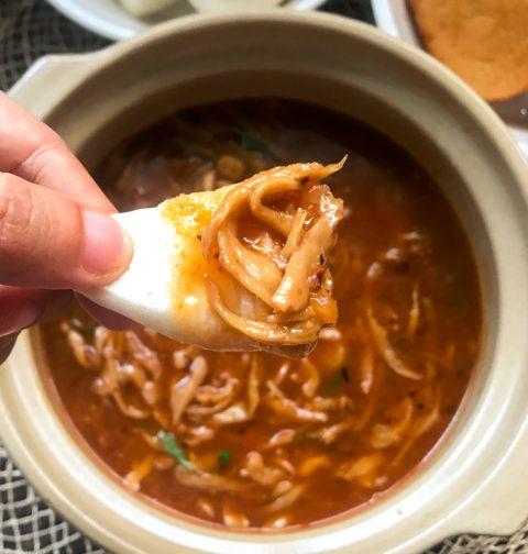 Vegan Singapore Chilli Crab Authentic Recipe