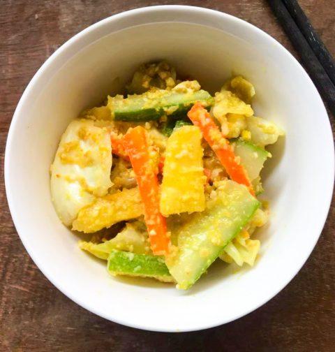 Nyonya Achar (Spicy Mixed Pickles)