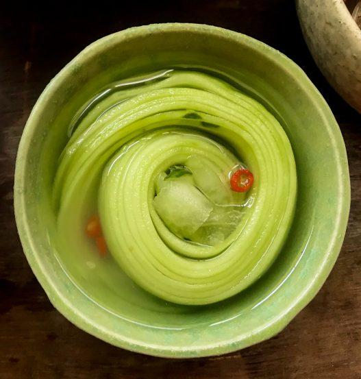 Cucumber Sprite Pickle 网红雪碧泡黄瓜