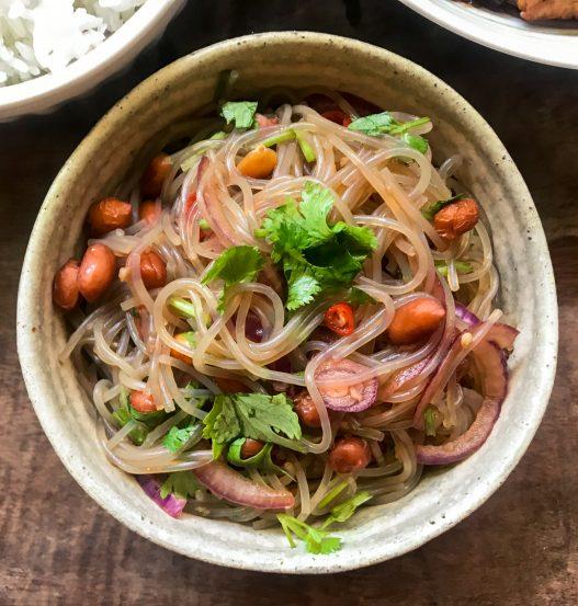 Yum Woon Sen | Thai Vermicelli Salad